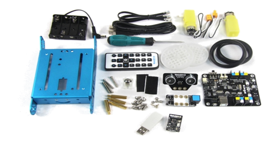 hướng dẫn lắp đặt robot mbot