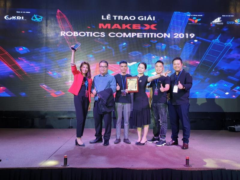 About robot STEAM Viet Nam