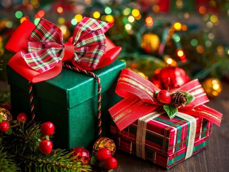 Những mẫu sản phẩm quà tặng noel