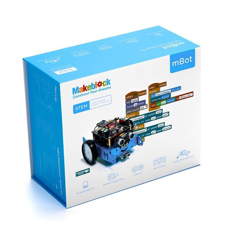 hộp robot mBot
