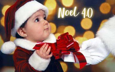 Quà tặng noel cho bé thời đại 4.0
