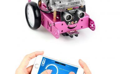 Lập trình với ScratchX cho Makeblock mBot | Robot Steam