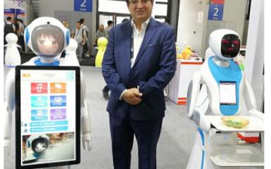 cho thuê robot tại Hà Nội